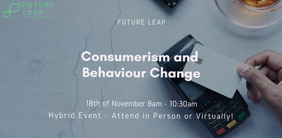 Consumerism and Behaviour Change