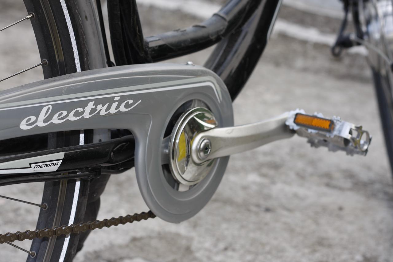 Go electric - try a bike?