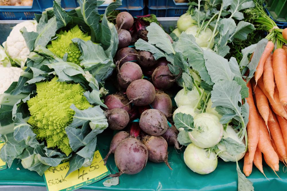 Buy local, seasonal, organic food   Support Bristol's economy