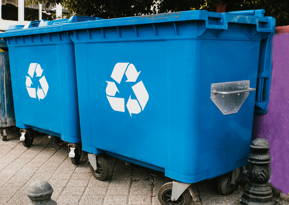 Get a recycling collection service for your business | Save £££'s